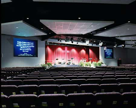 Grace Fellowship Church - Sanctuary - Albany, NY