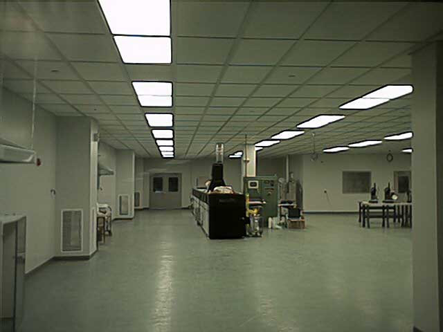 Lamina Ceramics - Class 10,000 Clean Room - Westampton, NJ