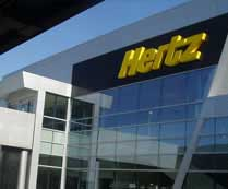 Hertz JFK International Airport Customer Service Building