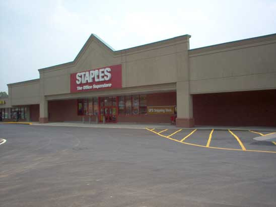 Staples - Canton, GA